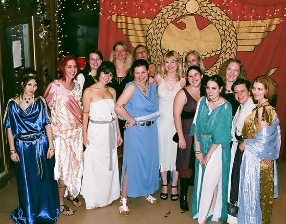 Click Here For Old Toga Party Pictures